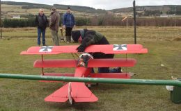 6 March red baron