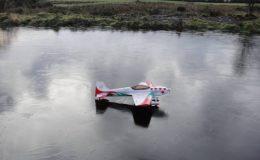 Frozen Lake Take off 3