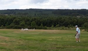 19 July 2018 landing
