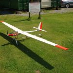 9 July my Glider first out in 2011