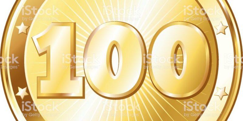 100 award
