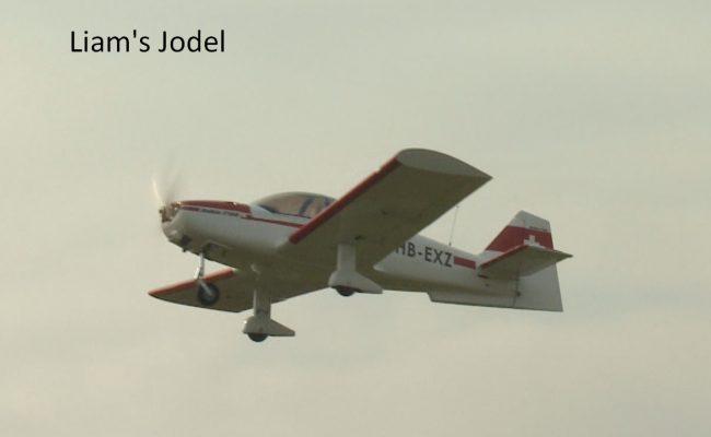 27 March 12 Liams Jodel