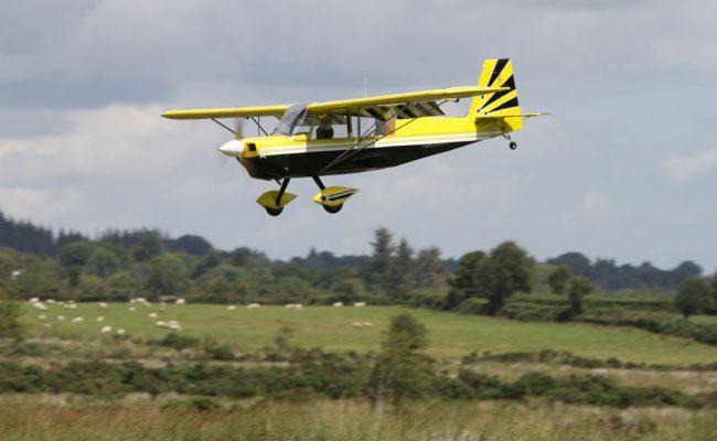 9 July Bellanca landing 2
