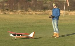 2014 Wot Trainer first flight